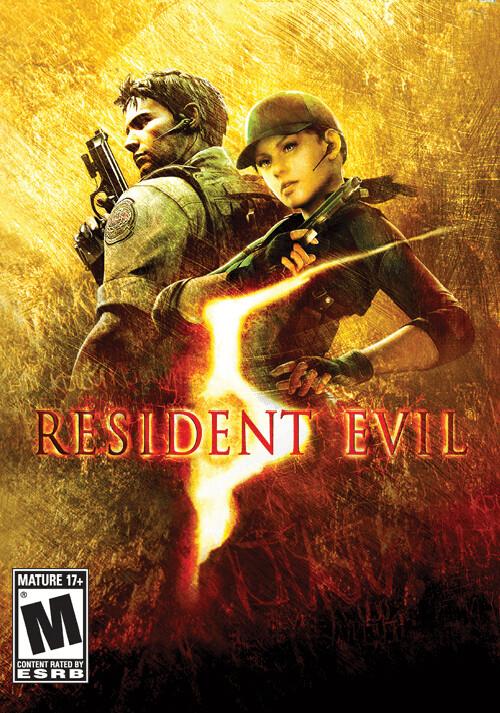 Resident Evil 5 Gold Edition - Cover / Packshot