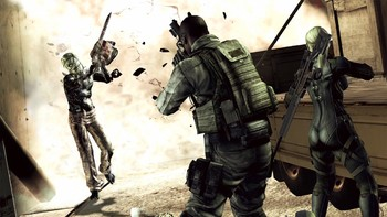 Screenshot4 - Resident Evil 5 Gold Edition
