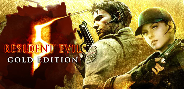 Resident Evil 5 Gold Edition - Cover / Packshot