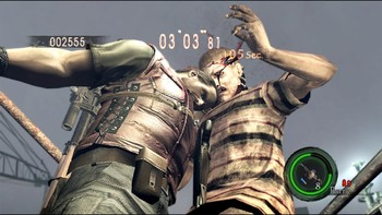 Screenshot5 - Resident Evil 5 Gold Edition