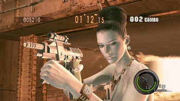 Screenshot6 - Resident Evil 5 Gold Edition