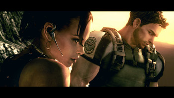 Screenshot2 - Resident Evil 5 Gold Edition