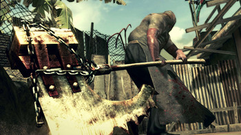 Screenshot3 - Resident Evil 5 Gold Edition