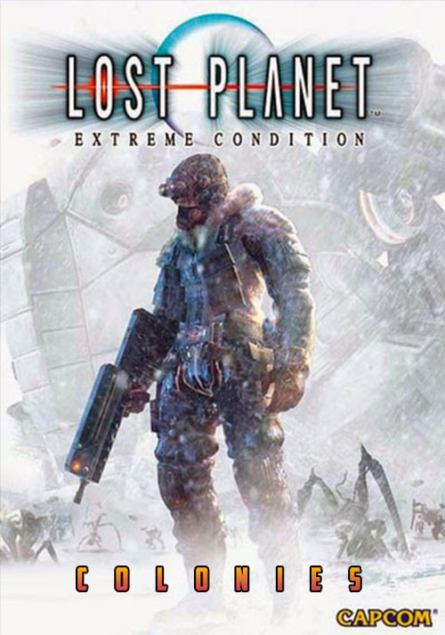 Lost Planet: Extreme Condition - Colonies Edition - Cover