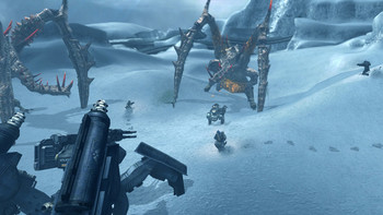 Screenshot5 - Lost Planet: Extreme Condition - Colonies Edition