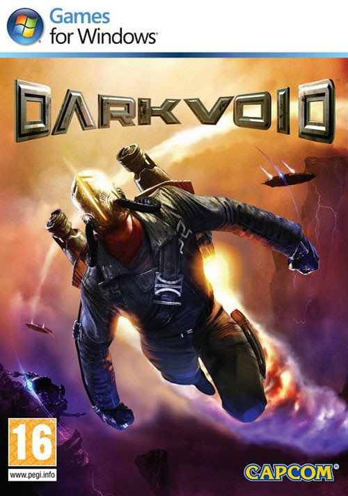 Dark Void - Cover