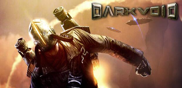 Dark Void - Cover / Packshot