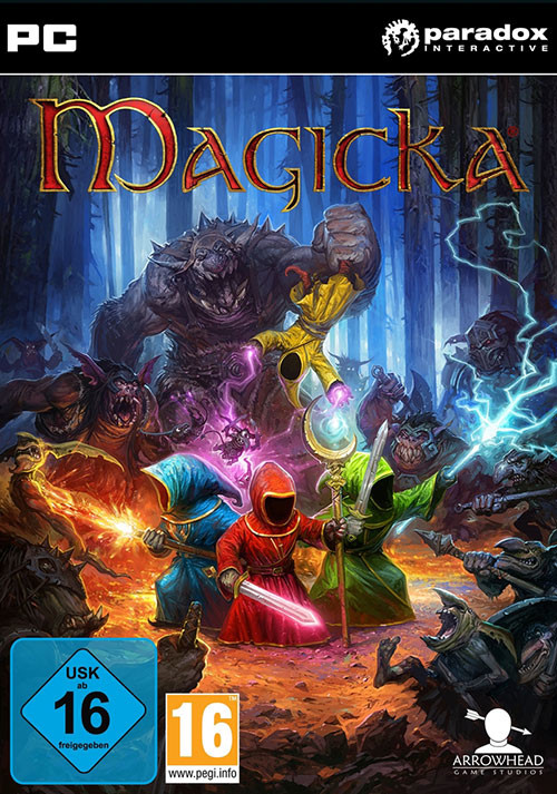 Magicka Collection - Cover / Packshot