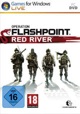 Operation Flashpoint: Red River - Packshot