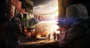 Screenshot1 - Operation Flashpoint: Red River