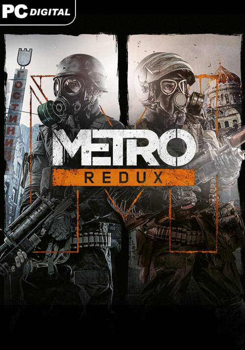 Metro Redux Bundle - Packshot
