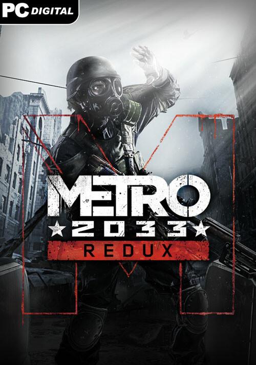 Metro 2033 Redux - Packshot