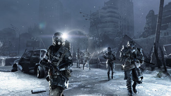 Screenshot1 - Metro 2033 Redux
