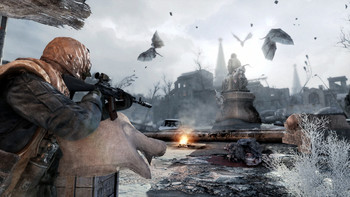 Screenshot7 - Metro 2033 Redux