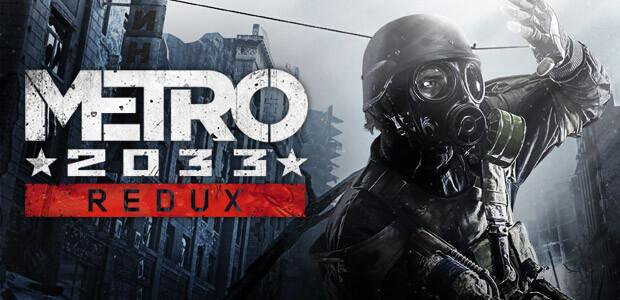Metro 2033 Redux - Cover / Packshot