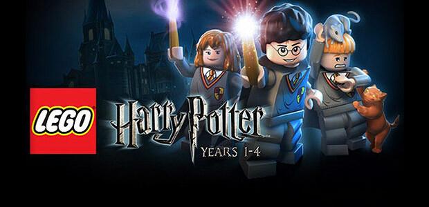 Lego Harry Potter: Years 1-4 - Cover / Packshot