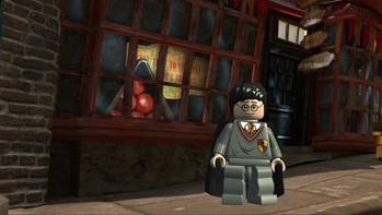 Screenshot2 - Lego Harry Potter: Years 1-4