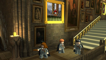 Screenshot4 - Lego Harry Potter: Years 1-4