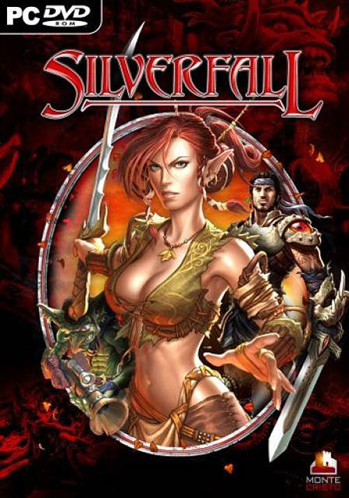 Silverfall - Cover / Packshot