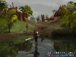 Screenshot3 - Silverfall