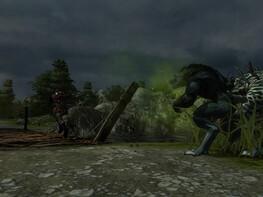 Screenshot3 - Silverfall: Wächter der Elemente