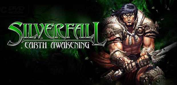 Silverfall: Earth Awakening - Cover / Packshot