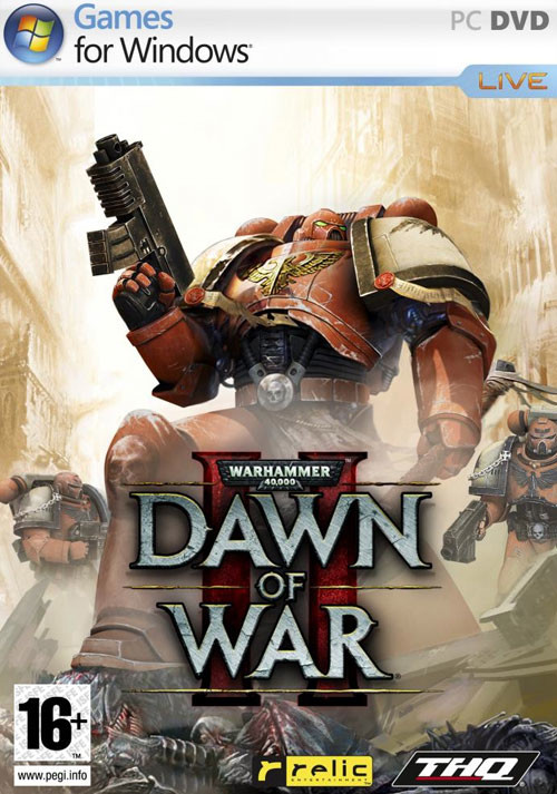 Warhammer 40,000: Dawn of War II - Cover
