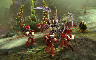 Screenshot2 - Warhammer 40,000: Dawn of War II
