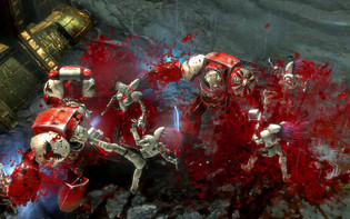 Screenshot3 - Warhammer 40,000: Dawn of War II