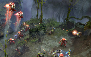 Screenshot4 - Warhammer 40,000: Dawn of War II