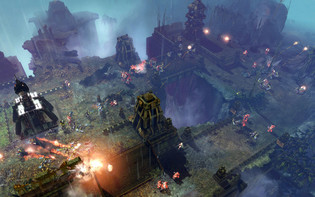 Screenshot5 - Warhammer 40,000: Dawn of War II