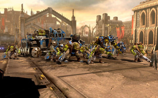 Screenshot6 - Warhammer 40,000: Dawn of War II