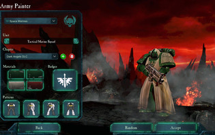 Screenshot4 - Warhammer 40,000: Dawn of War II Retribution - Dark Angels