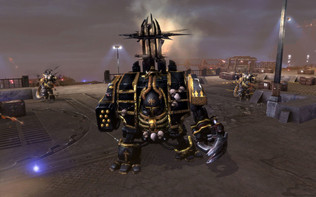 Screenshot1 - Warhammer 40,000: Dawn of War II - Chaos Rising
