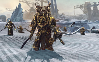 Screenshot3 - Warhammer 40,000: Dawn of War II - Chaos Rising