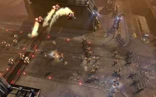 Screenshot5 - Warhammer 40,000: Dawn of War II - Chaos Rising