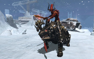 Screenshot6 - Warhammer 40,000: Dawn of War II - Chaos Rising