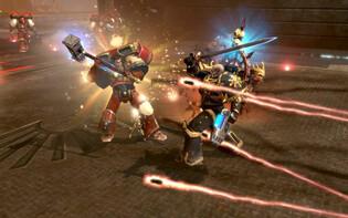 Screenshot4 - Warhammer 40,000: Dawn of War II - Chaos Rising