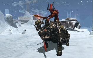 Screenshot6 - Warhammer 40,000: Dawn of War II - Chaos Rising