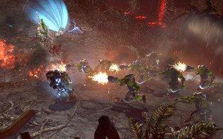 Screenshot3 - Warhammer 40,000: Dawn of War II - Retribution