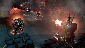 Screenshot2 - Warhammer 40,000: Dawn of War Franchise Collection