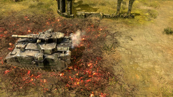 Screenshot3 - Warhammer 40,000: Dawn of War Franchise Collection