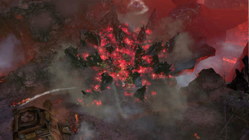 Screenshot4 - Warhammer 40,000: Dawn of War Franchise Collection