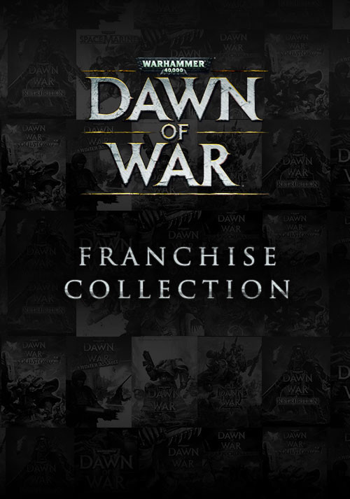 Warhammer 40,000: Dawn of War Franchise Collection - Cover / Packshot