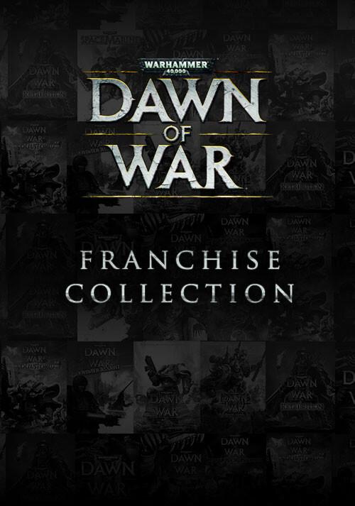 Warhammer 40,000: Dawn of War Franchise Collection - Cover / Packshot