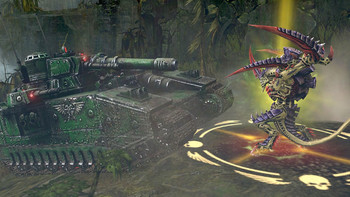 Screenshot1 - Warhammer 40,000: Dawn of War Franchise Collection