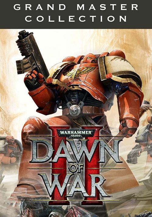 Warhammer 40,000: Dawn of War II - Grand Master Collection - Cover / Packshot