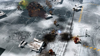 Screenshot3 - Warhammer 40,000: Dawn of War II - Grand Master Collection