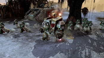 Screenshot6 - Warhammer 40,000: Dawn of War II - Grand Master Collection
