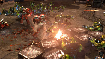 Screenshot1 - Warhammer 40,000: Dawn of War II - Grand Master Collection